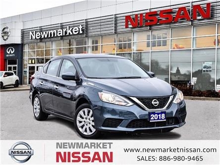 2018 Nissan Sentra 1.8 S (Stk: UN1145A) in Newmarket - Image 1 of 21