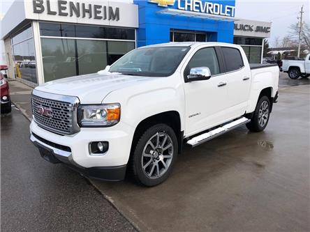 2020 GMC Canyon Denali (Stk: 0B120A) in Blenheim - Image 1 of 20