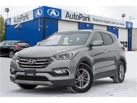 2018 Hyundai Santa Fe Sport 2.4 Luxury (Stk: 18-61623R) in Georgetown - Image 1 of 22