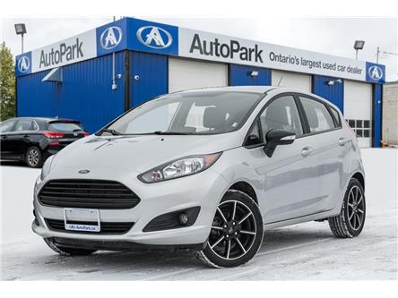 2019 Ford Fiesta SE (Stk: 19-36145R) in Georgetown - Image 1 of 18