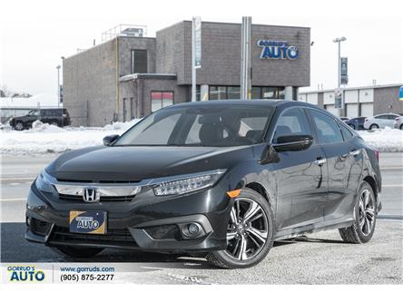 2017 Honda Civic Touring (Stk: 105584) in Milton - Image 1 of 23