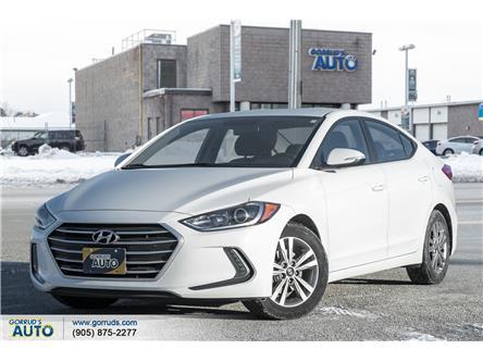 2018 Hyundai Elantra GL (Stk: 495524) in Milton - Image 1 of 19