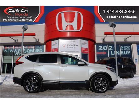 2017 Honda CR-V Touring (Stk: U9849) in Greater Sudbury - Image 1 of 36