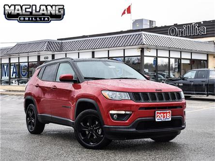2018 Jeep Compass North (Stk: 12441) in Orillia - Image 1 of 29