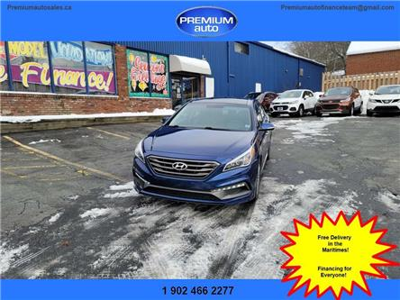 2016 Hyundai Sonata Sport Tech (Stk: 265439) in Dartmouth - Image 1 of 23