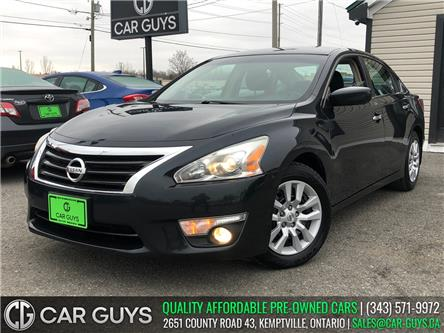 2013 Nissan Altima 2.5 S (Stk: CG0141) in Kemptville - Image 1 of 25