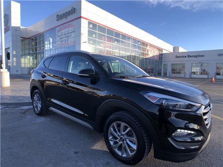 2017 Hyundai Tucson Premium (Stk: 210059B) in Calgary - Image 1 of 23