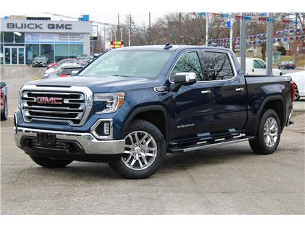 2021 GMC Sierra 1500 SLT (Stk: 3159372) in Toronto - Image 1 of 41