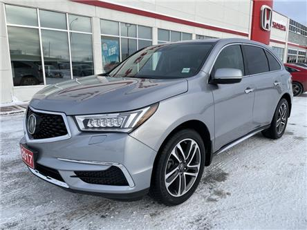 2017 Acura MDX Navigation Package (Stk: U1214) in Fort St. John - Image 1 of 35