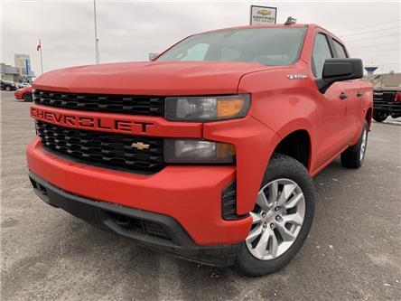 2021 Chevrolet Silverado 1500 Silverado Custom (Stk: 71805) in Carleton Place - Image 1 of 12