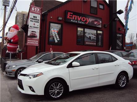 2014 Toyota Corolla LE ECO (Stk: ) in Ottawa - Image 1 of 30