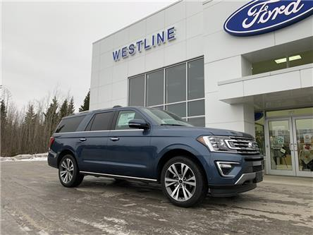 2020 Ford Expedition Max Limited (Stk: 4915) in Vanderhoof - Image 1 of 26
