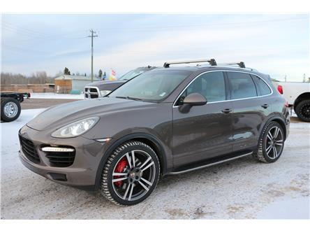 2013 Porsche Cayenne Turbo (Stk: LP092) in Rocky Mountain House - Image 1 of 30