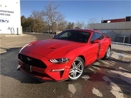 2020 Ford Mustang GT Premium (Stk: MS201183) in Barrie - Image 1 of 20