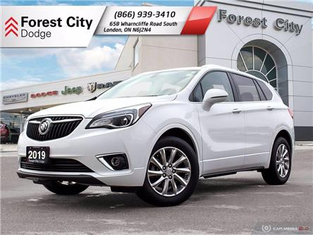 2019 Buick Envision Essence (Stk: DT0070) in Sudbury - Image 1 of 27
