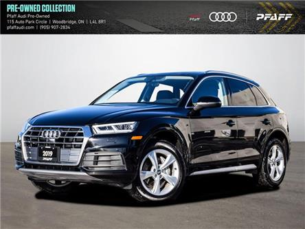 2019 Audi Q5 45 Progressiv (Stk: C8056) in Vaughan - Image 1 of 22