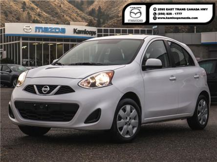 2018 Nissan Micra S (Stk: P3375) in Kamloops - Image 1 of 29