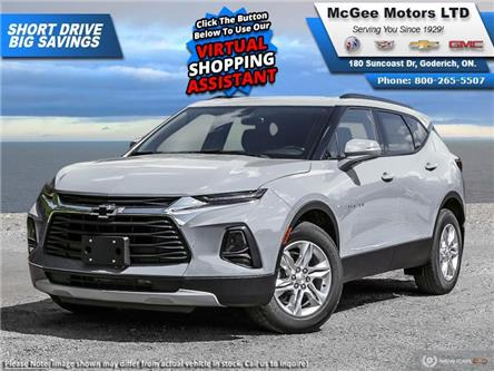 2021 Chevrolet Blazer LT (Stk: 523610) in Goderich - Image 1 of 21