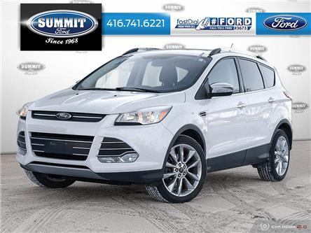2016 Ford Escape SE (Stk: P21929) in Toronto - Image 1 of 27