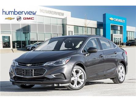 2017 Chevrolet Cruze Premier Auto (Stk: B0X033A) in Toronto - Image 1 of 20