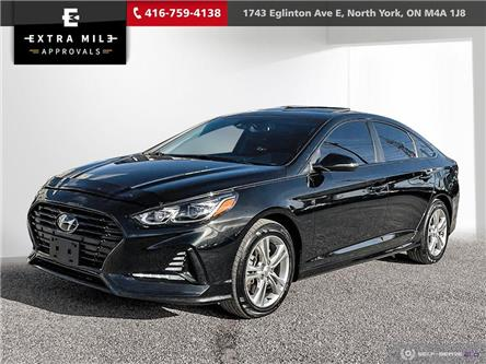 2018 Hyundai Sonata 2.4 Sport (Stk: SP0599) in North York - Image 1 of 25
