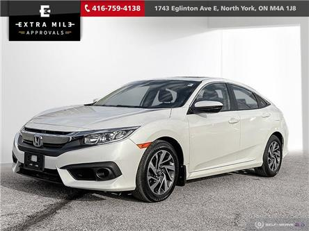 2017 Honda Civic EX (Stk: SP0554) in North York - Image 1 of 25
