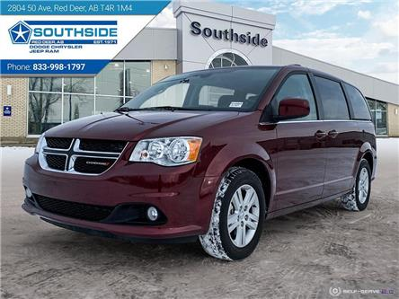 2019 Dodge Grand Caravan Crew (Stk: A14506A) in Red Deer - Image 1 of 25
