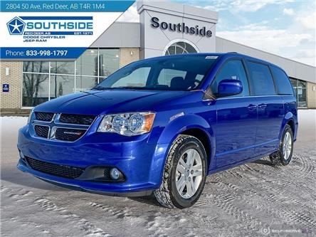 2020 Dodge Grand Caravan Crew (Stk: CA2014) in Red Deer - Image 1 of 25