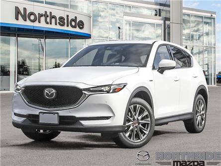 2021 Mazda CX-5 100th Anniversary Edition (Stk: M21018) in Sault Ste. Marie - Image 1 of 23