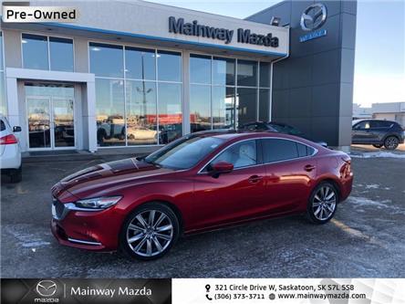 2018 Mazda MAZDA6 Signature (Stk: M21069) in Saskatoon - Image 1 of 18