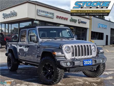 2020 Jeep Gladiator Sport S (Stk: 32797) in Waterloo - Image 1 of 28