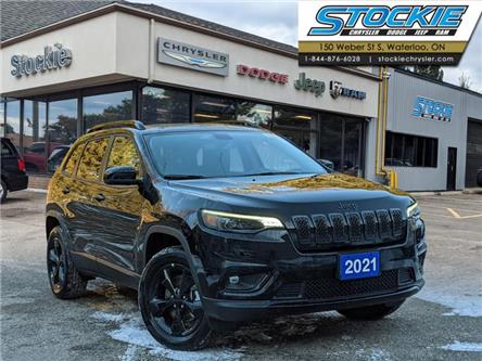 2021 Jeep Cherokee Altitude (Stk: 35266) in Waterloo - Image 1 of 16