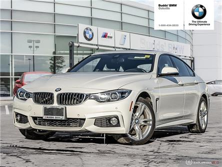 2019 BMW 430i xDrive Gran Coupe (Stk: DB8023) in Oakville - Image 1 of 23