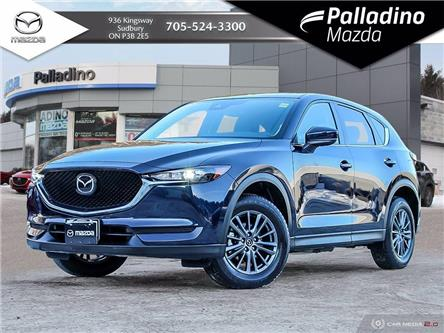 2021 Mazda CX-5 GS (Stk: 7850D) in Greater Sudbury - Image 1 of 24