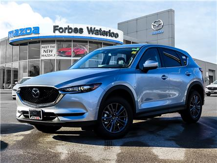 2021 Mazda CX-5 GS (Stk: M7132) in Waterloo - Image 1 of 14