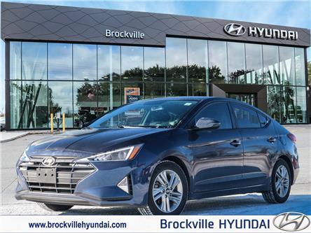2019 Hyundai Elantra  (Stk: P7155) in Brockville - Image 1 of 30