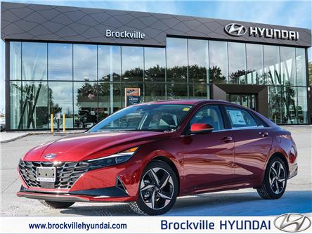 2021 Hyundai Elantra  (Stk: R21100) in Brockville - Image 1 of 21