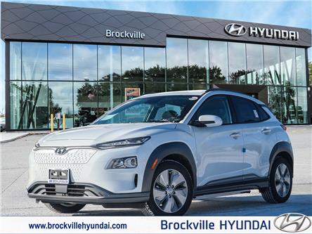 2021 Hyundai Kona EV  (Stk: R21101) in Brockville - Image 1 of 22