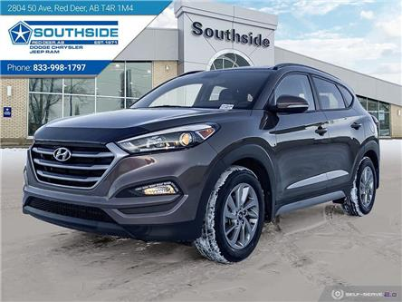 2017 Hyundai Tucson  (Stk: CA1963A) in Red Deer - Image 1 of 25