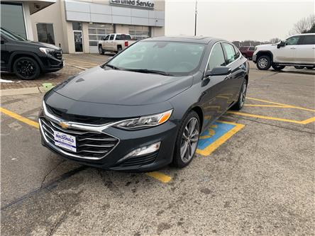 2021 Chevrolet Malibu Premier (Stk: 47246) in Strathroy - Image 1 of 5