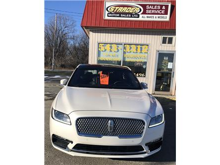 2019 Lincoln Continental Reserve (Stk: ) in Morrisburg - Image 1 of 7
