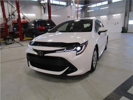 2019 Toyota Corolla Hatchback Base (Stk: 6932) in Moose Jaw - Image 1 of 31