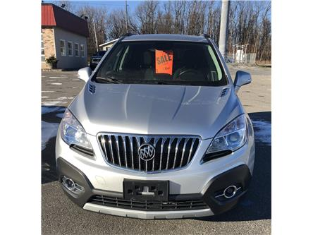 2016 Buick Encore Leather (Stk: GB626418) in Morrisburg - Image 1 of 7
