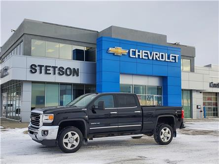 2015 GMC Sierra 2500HD SLT (Stk: P2680) in Drayton Valley - Image 1 of 13