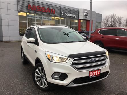 2017 Ford Escape Titanium (Stk: CLN161870B) in Cobourg - Image 1 of 17