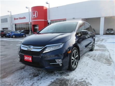 2018 Honda Odyssey Touring (Stk: 29115L) in Ottawa - Image 1 of 22