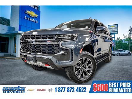 2021 Chevrolet Tahoe Z71 (Stk: 21-42) in Trail - Image 1 of 29