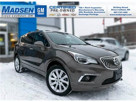 2017 Buick Envision Premium I (Stk: A20531) in Sioux Lookout - Image 1 of 11
