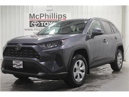 2021 Toyota RAV4 LE (Stk: C168308) in Winnipeg - Image 1 of 19