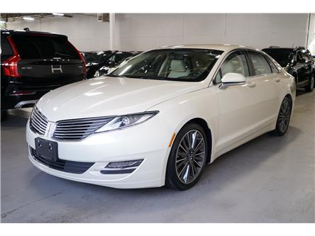 2016 Lincoln MKZ Hybrid Base (Stk: A611399) in Vaughan - Image 1 of 26